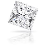 Princess Cut 0.53ct