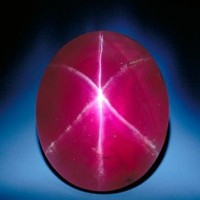 Rosser Reeves Star Ruby